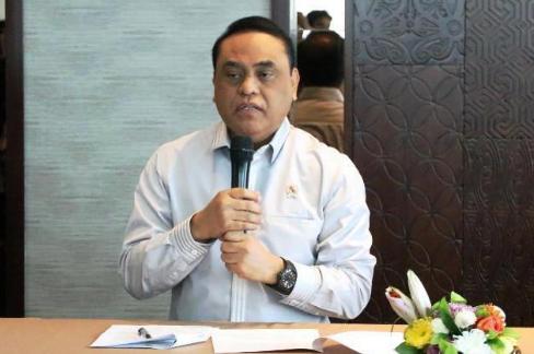 Menteri Pendayagunaan Aparatur Negara dan Reformasi Birokrasi (PANRB), Syafruddin.