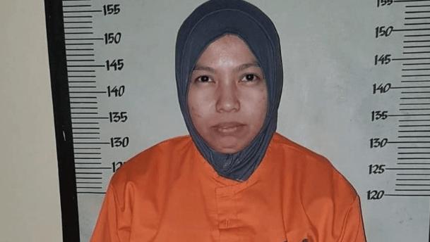 Istri CEO Abu Tours, Nusyariah jadi tersangka dan ditahan (ist.)