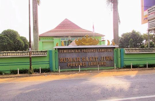 RSJ Lampung.