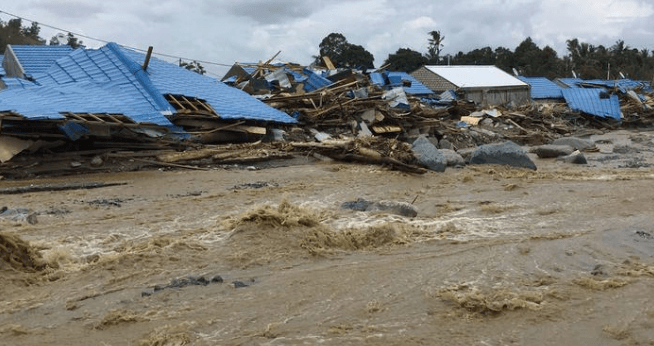 Banjir Sentani.