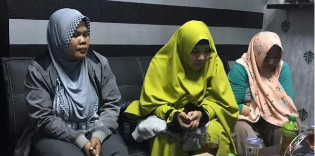 Tiga pelaku kampanye hitam Jokowi.