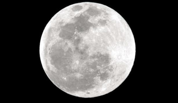 Ilustrasi bulan.