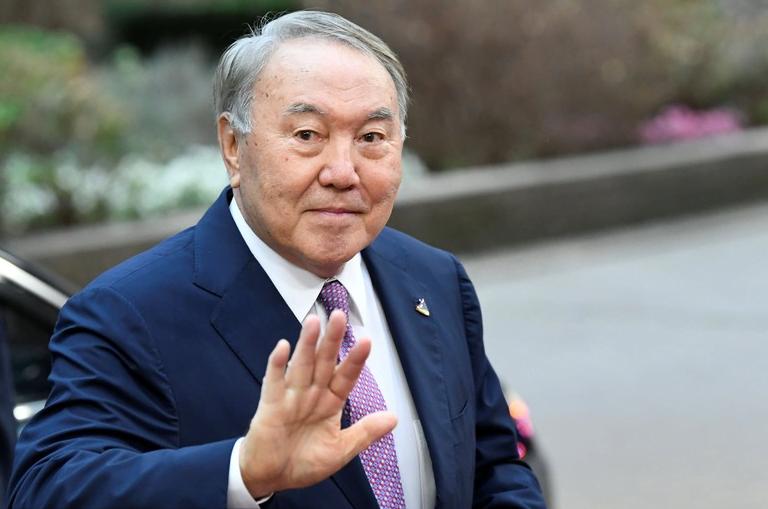 Presiden Kazakhstan Nursultan Nazarbayev (Foto: Dok. REUTERS/Piroschka)
