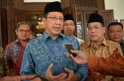 Lukman Hakim Saifuddin.
