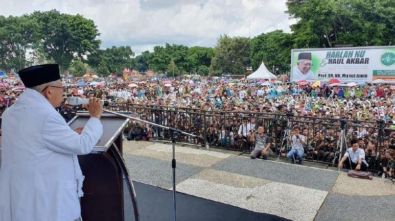 Ma'ruf Amin (Dok. TKN Jokowi-Ma'ruf).