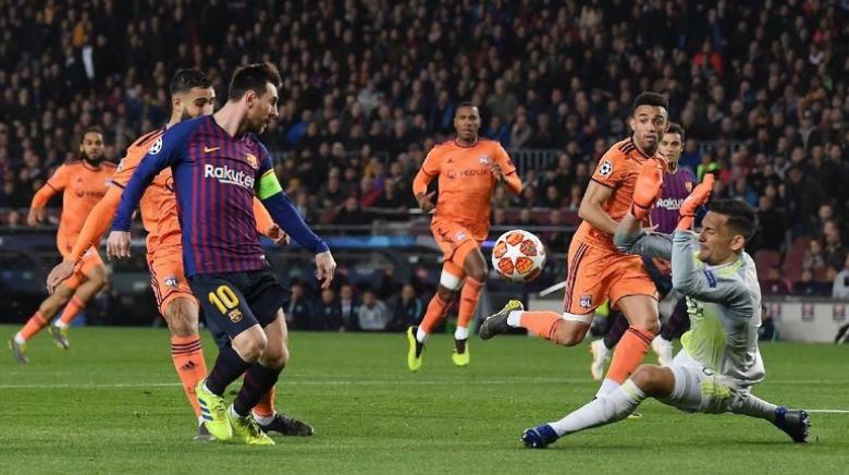 Lionel Messi menyumbang dua gol dan dua assist. (Foto: David Ramos/Getty Images)