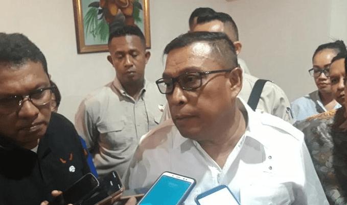Ketua TKD Maluku Jokowi-Ma'ruf, Murad Ismail.
