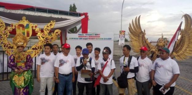 Pemusik dan Fotografer se-Solo dukung Jokowi.