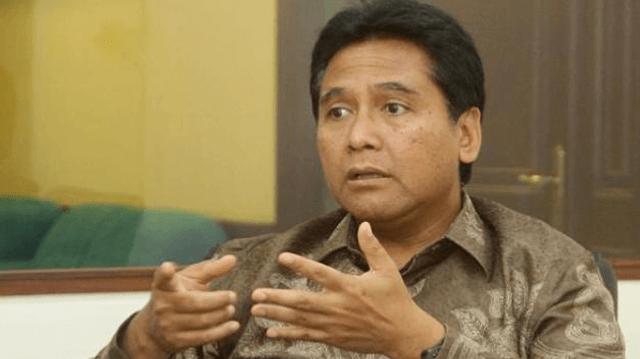 Ketua Umum Asosiasi Pengusaha Indonesia (Apindo) Hariyadi Sukamdani.