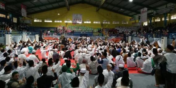 Tokoh agama deklarasi dukung Jokowi-Ma'ruf Amin.