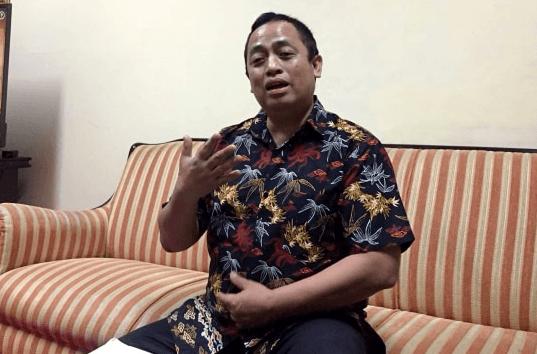 Komisioner Bawaslu DKI Jakarta Puadi.