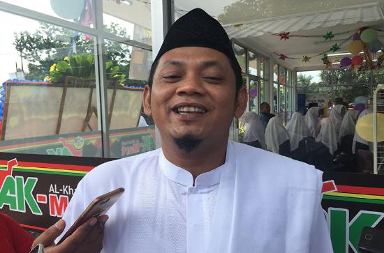 Ketua Umum Pengurus Besar Al-Khairiyah, Ali Mujahidin.