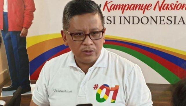 Hasto Kristiyanto.
