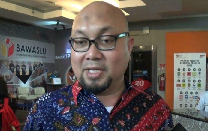 Komisioner KPU RI, Ilham Saputra. (Foto: Antara)