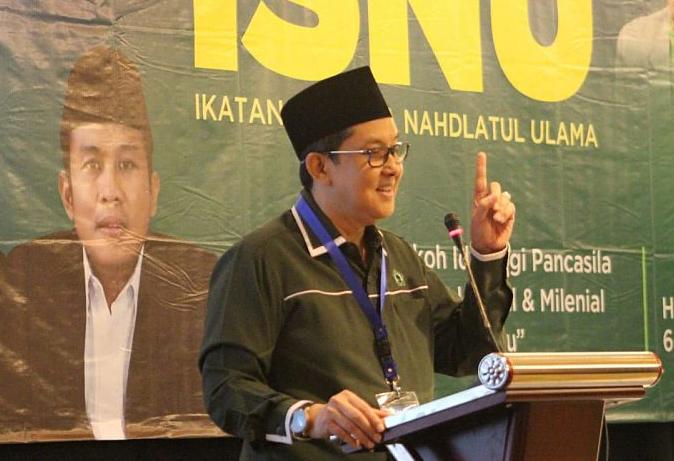 Ketua Umum ISNU Ali Masykur Musa.