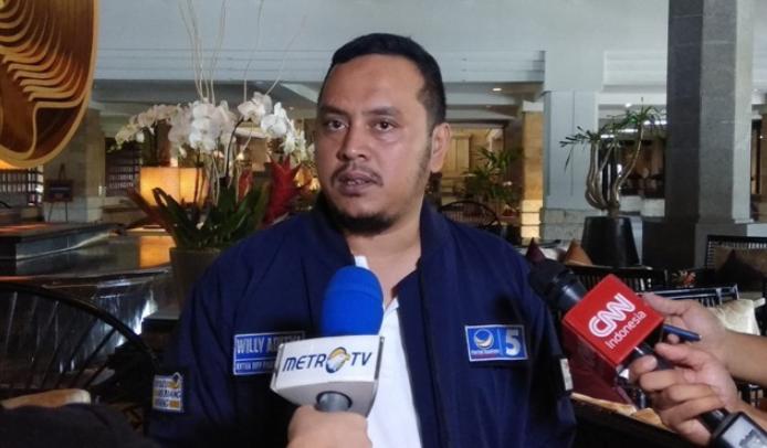 Ketua DPP Partai NasDem Willy Aditya.