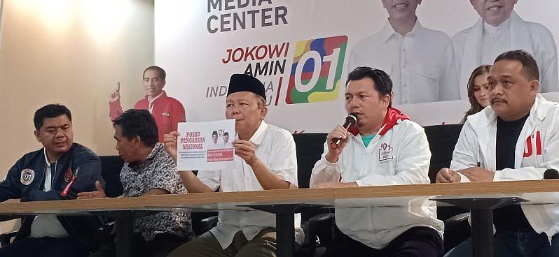 TKN Jokowi-Ma'ruf Amin.