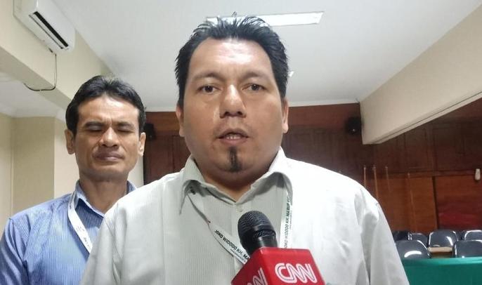 Direktur Hukum dan Advokasi TKN, Ade Irfan Pulungan.