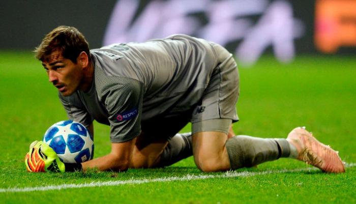 Iker Casillas (Foto: AFP/Miguel Riopa).