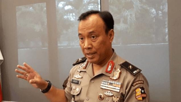 Brigadir Jendral Polisi Dedi Prasetyo.