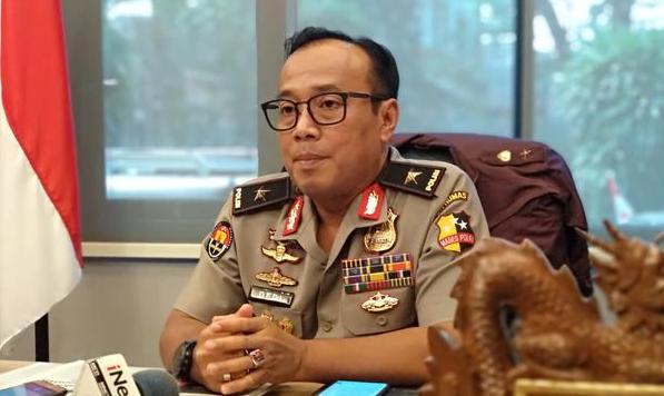 Brigadir Jenderal Polisi Dedi Prasetyo.