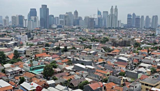 Kota Jakarta.