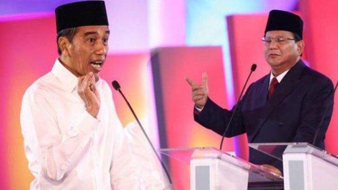 Jokowi-Prabowo.