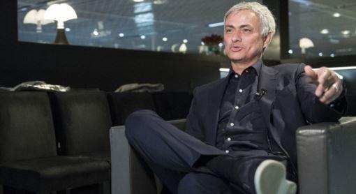 Jose Mourinho. (AFP)