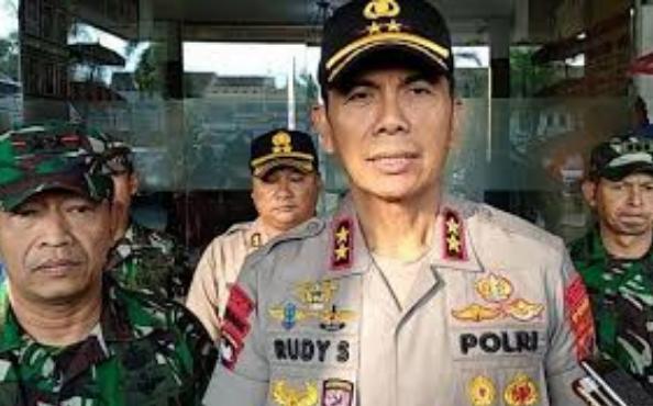 Kapolda Jawa Barat Irjen Rudy Sufahriadi.
