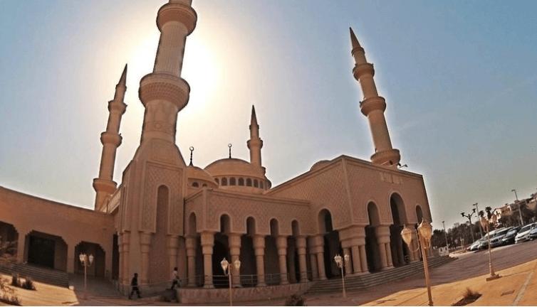 Masjid Mariam Umm Eisa. (Instagram/itsmeemikee)
