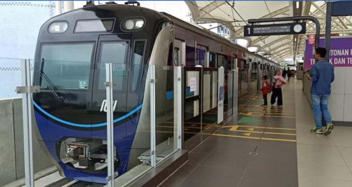 MRT Jakarta.