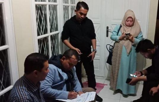 Penangkapan Mutofa Nahrawardaya, Sabtu (25/5 - 2019) dini hari WIB. (Istimewa)
