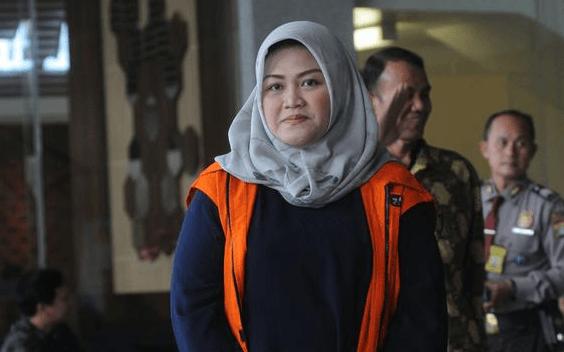 Neneng Hassanah Yasin.