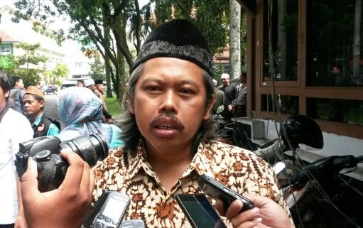 Wakil Sekjen PBNU Imam Pituduh.