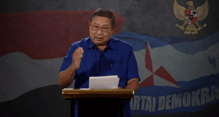 Ketua Umum Partai Demokrat Susilo Bambang Yudhoyono. (Foto: dok. Partai Demokrat)