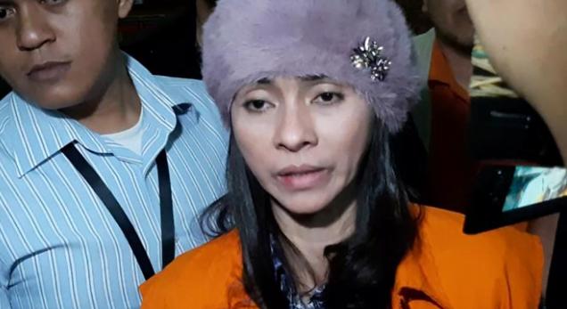 Bupati Kepulauan Talaud Sri Wahyumi Maria Manalip.