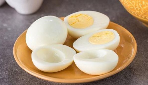 Ilustrasi putih telur.