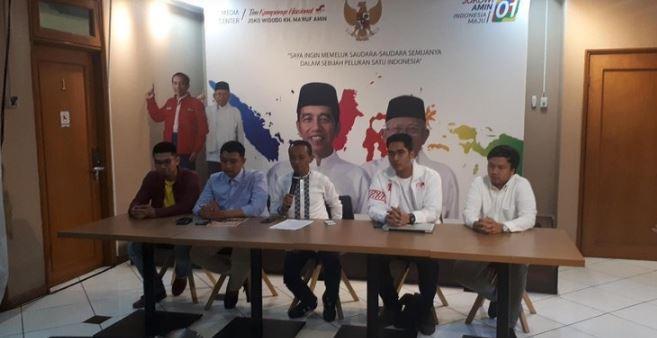 Tim Kampanye Nasional (TKN) Jokowi-Ma'ruf Amin.