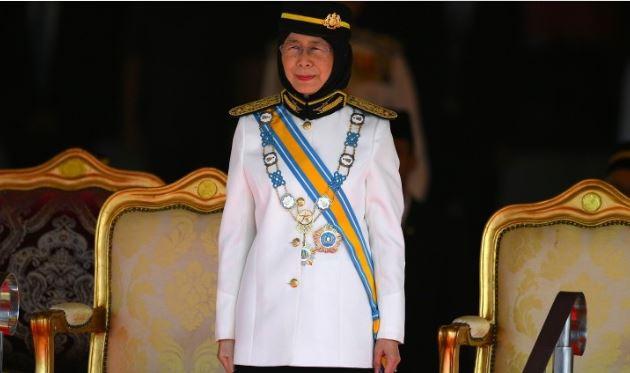 Wakil Perdana Menteri Malaysia Wan Azizah Wan Ismail.