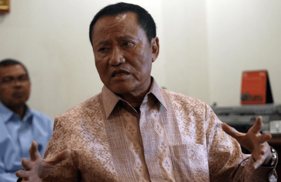 Ketua Dewan Kehormatan PD Amir Syamsudin.