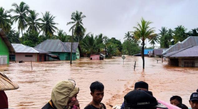 Banjir Kabupaten Konawe.