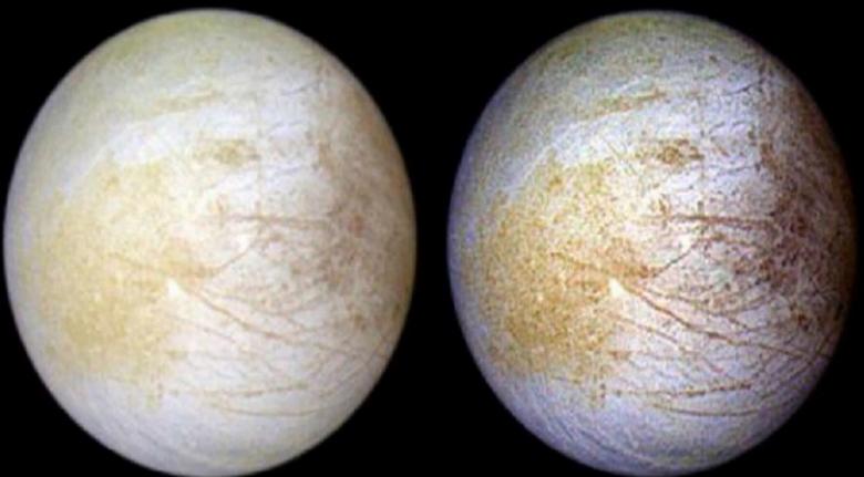Samudera di Bulan Jupiter Miliki Garam (Foto: NASA)