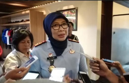 Direktur Jenderal Pemasyarakatan Sri Puguh Budi Utami.