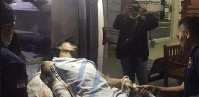 RA, pelaku bom bunuh diri di Pospam Kartasura, Sokoharjo, Jawa Tengah, Senin malam (3/6/2019).
