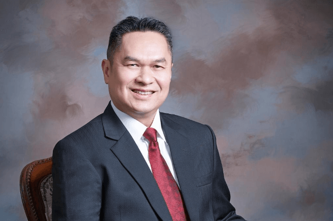 Direktur Keuangan (Dirkeu) PT Angkasa Pura (AP) II Andra Y Agussalam. (Foto:Dok.Angkasa Pura II)