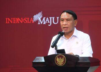 Zainudin Amali (Menteri Pemuda dan Olahraga - Menpora)