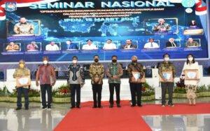 IPDN Tercatat Dalam Museum Rekor Indonesia