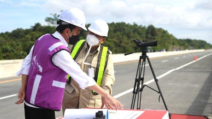 Presiden Jokowi tegaskan pembangunan ibu kota baru tetap diteruskan