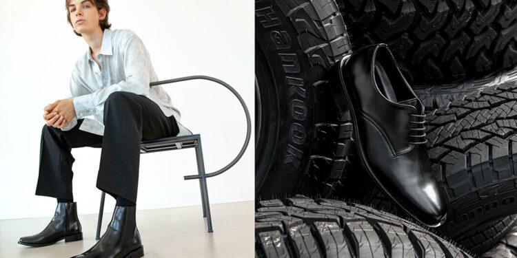 Perusahaan ban global Hankook Tire berkolaborasi dengan YASE untuk perilisan sepatu ramah lingkungan yang terbuat dari ban hasil daur ulang