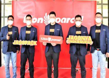 Lion Parcel meluncurkan layanan terbaru JAGOPACK